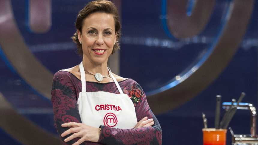 MasterChef - Cristina. 46 años, empresaria (Madrid)