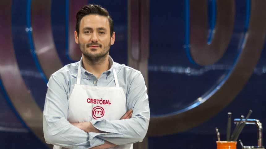 MasterChef - Cristóbal. 33 años, camarero (Granada)