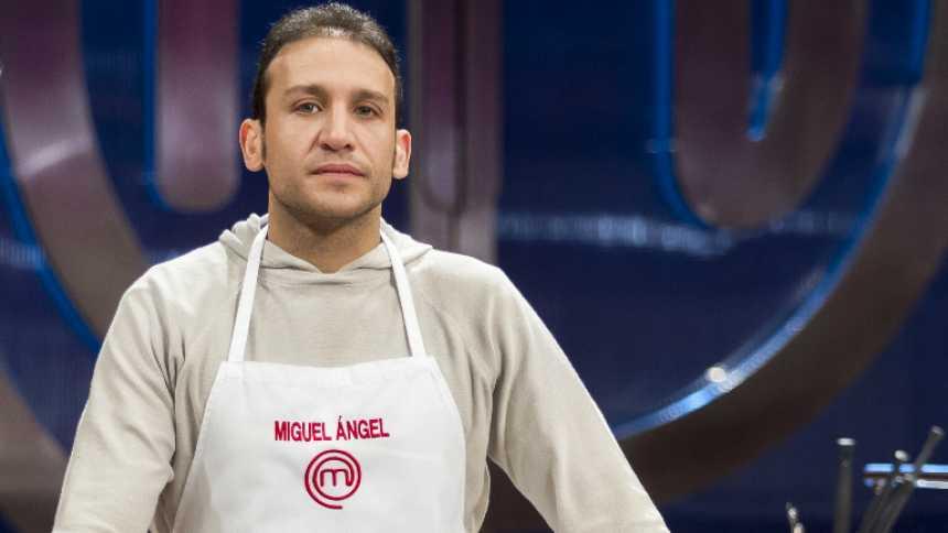 MasterChef - Miguel Ángel. 41 años, oficial funerario (Madrid)