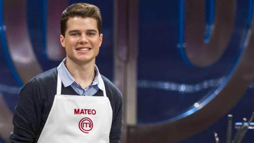 MasterChef - Mateo. 20 años, estudiante de Historia del Arte (Huesca)