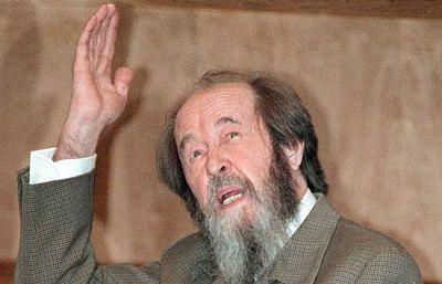Este domingo ha muerto a los 89 años de edad el Nobel ruso de literatura Alexander Solzhenistin.