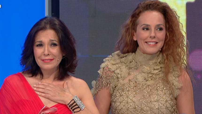 Telemaratón solidario - Rocío Carrasco cede un traje y un abrigo de su madre con mucho valor sentimental