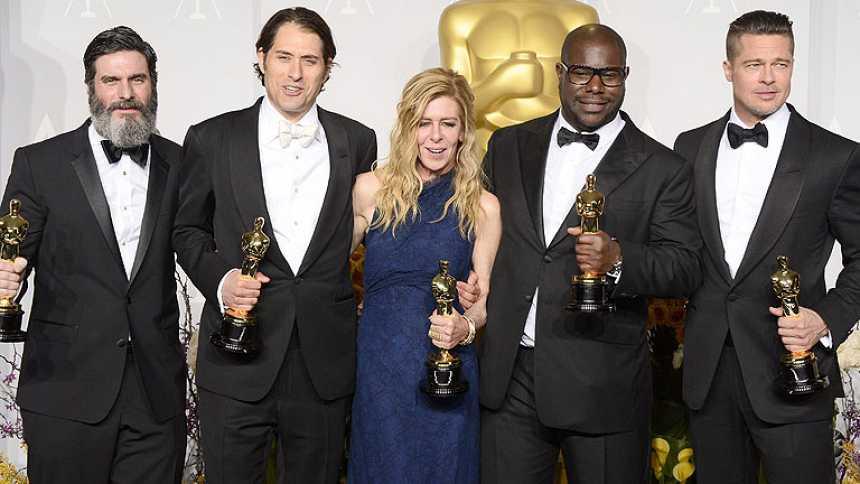 Steve McQueen y Alfonso Cuarón son los grandes triunfadores de la 86 edición de los Premios Oscar