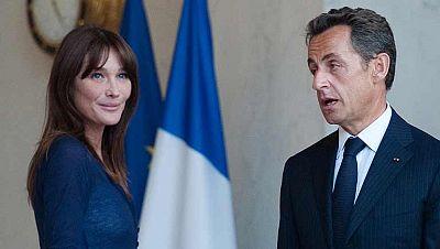 El escándalo por las grabaciones a Sarkozy y Bruni enfada a la izquierda y a la derecha francesas