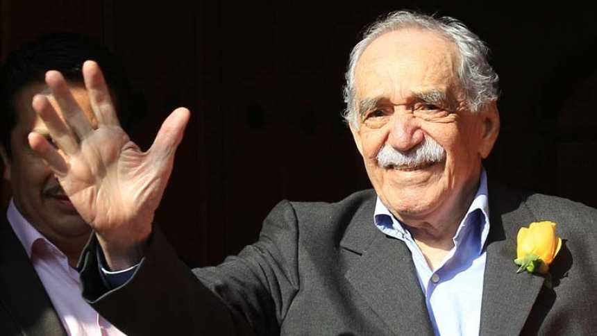El escritor Gabriel García Márquez cumple 87 años