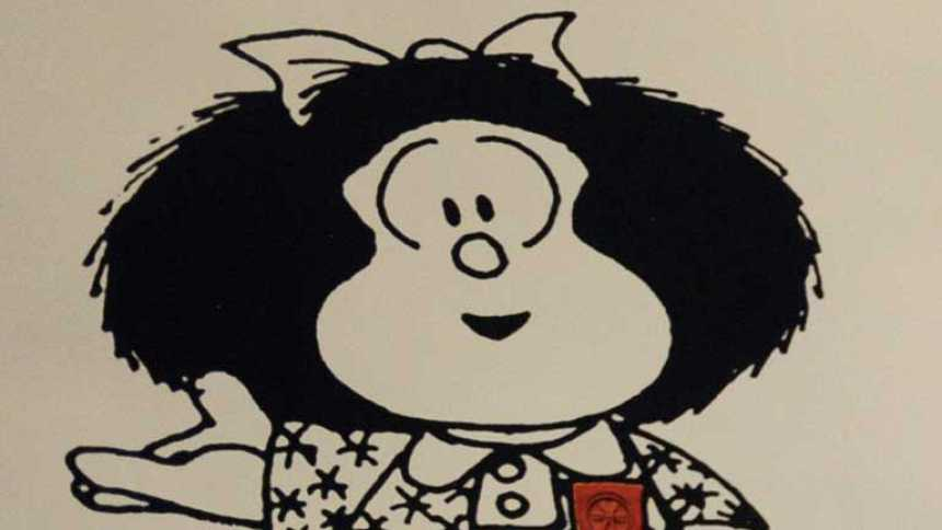 Las viñetas de Mafalda cumplen 50 años