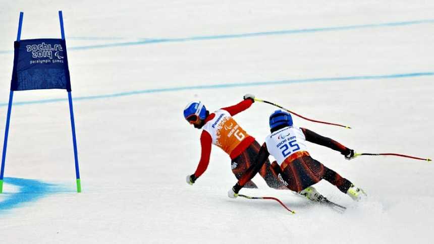 Santacana gana su segunda medalla en Sochi, una plata con sabor a oro