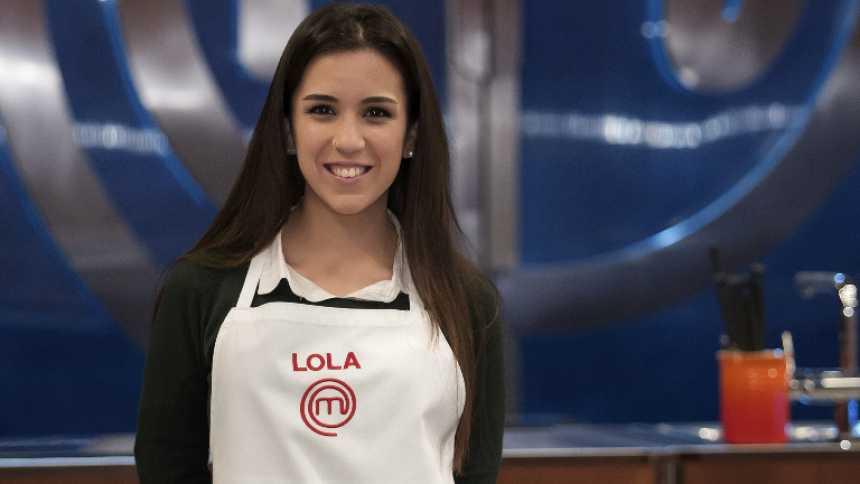 MasterChef - Lola. 22 años, estudiante de Ciencias Ambientales (Córdoba)