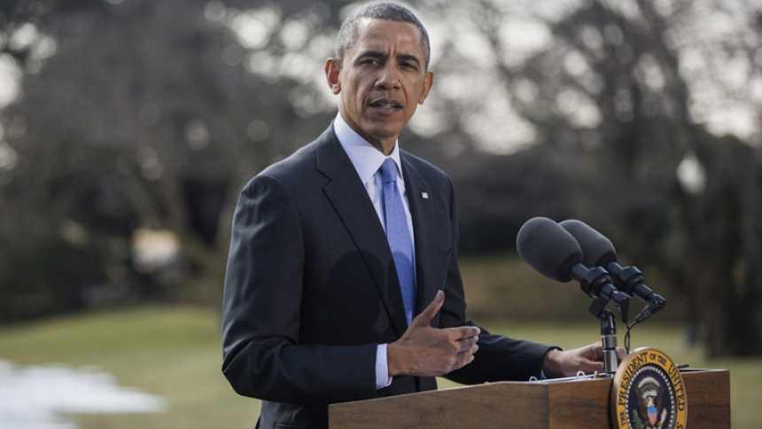 Obama anuncia un nuevo paquete de sanciones a funcionarios rusos del más alto nivel