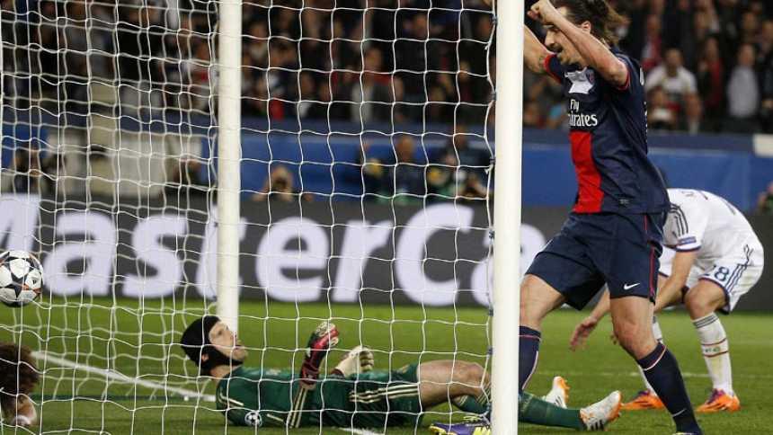 El PSG irá con ventaja a Stamford Bridge
