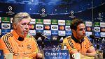 """Ancelotti: """" No vamos a corres riesgos con Cristiano"""""""