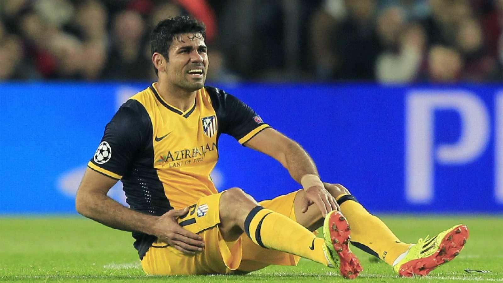 Champions 2014: Las lesiones de cuartos de final - RTVE.es