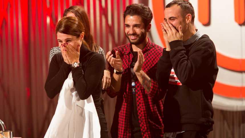MasterChef - Lorena, la sonrisa que ha cautivado a Pepe
