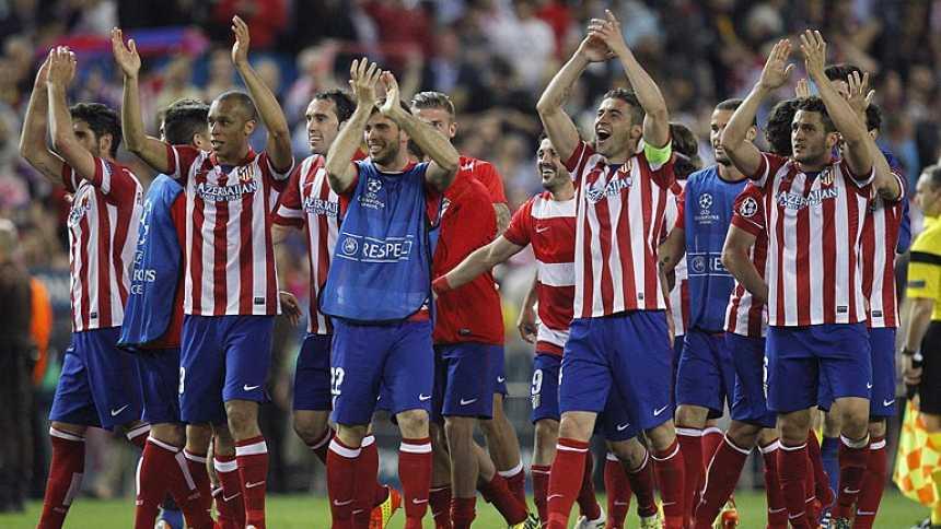 El Atlético gana al Barça y hace historia volviendo a semis después de 40 años