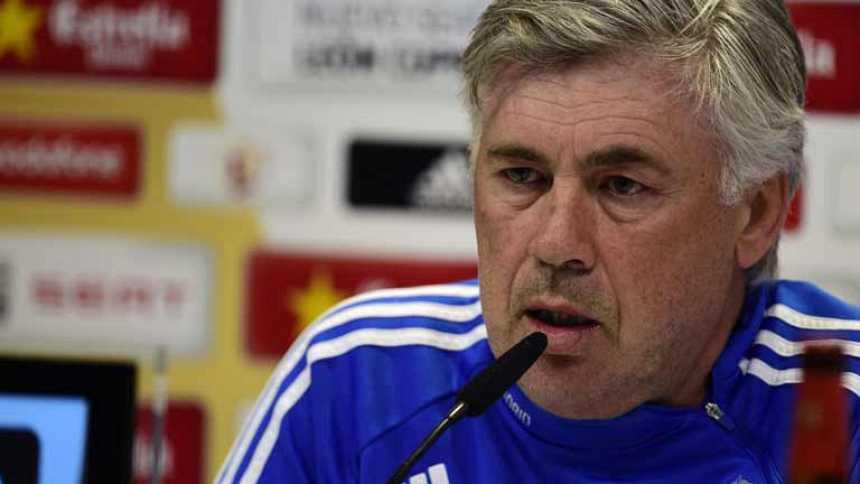 """Ancelotti: """"Estoy feliz por haber ganado la competición"""""""