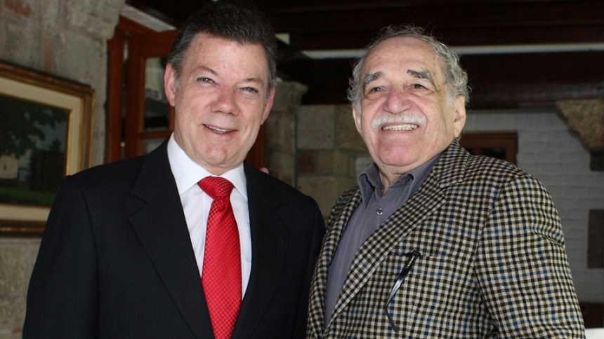 Los líderes latinoamericanos lamentan la muerte de Gabriel  García Márquez
