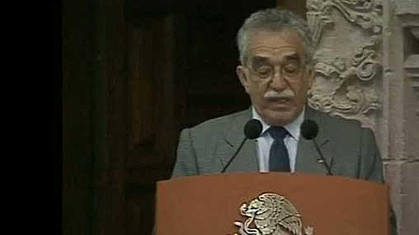 """Gabriel García Márquez: """"Jubilemos la ortografía"""""""