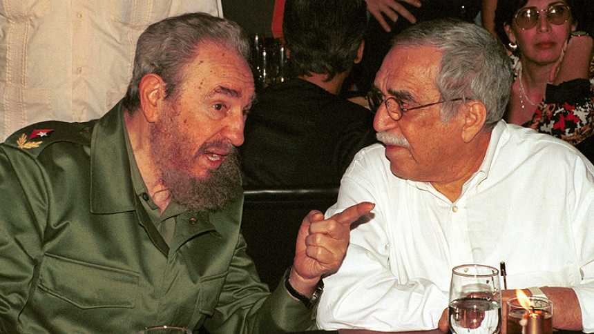 Gabriel García Márquez, retrato de un activista político