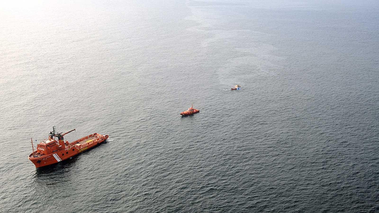 Reanudan la búsqueda de los marineros desaparecidos en el \'Mar Nosso ...