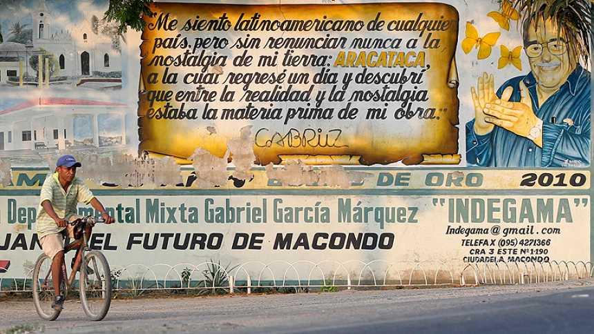 Aracataca llora a García Márquez