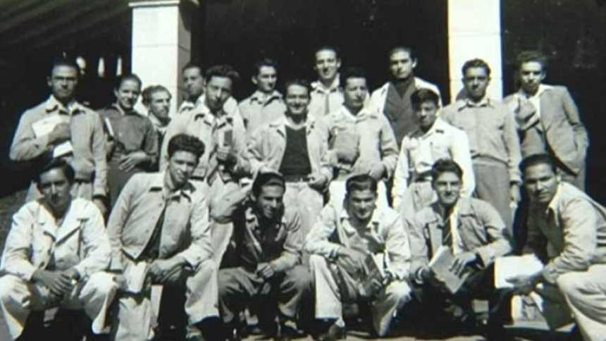 Carlos Julio Calderón, el profesor que descubrió las aptitudes literarias de Gabriel García Márquez