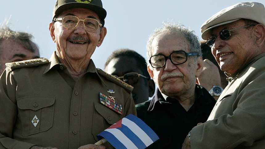La intensa vida política de Gabriel García Márquez