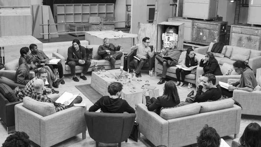Harrison Ford, Carrie Fisher y Mark Hamill retornan a la saga de 'Star Wars'