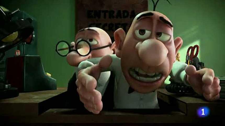 Mortadelo y Filemón, aún más animados, volverán a la gran pantalla