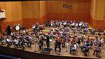 """La Orquesta de RTVE y """"Acción social por la música"""" comparten partitura y pasión"""