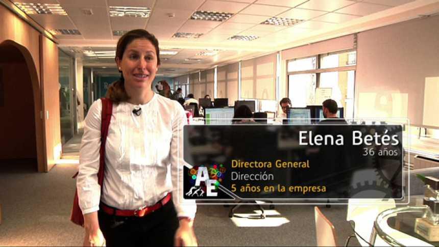 Elena Betés (36 años) Directora General