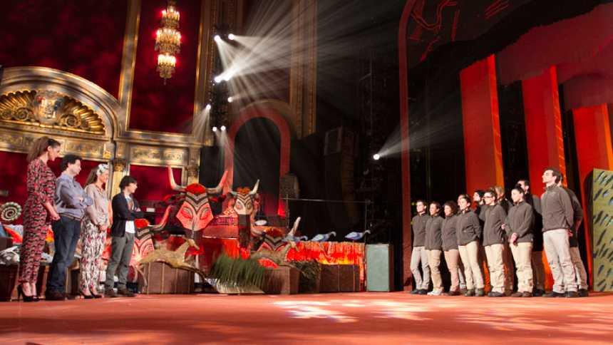 MasterChef - Las fieras del Rey León se darán un gran festín