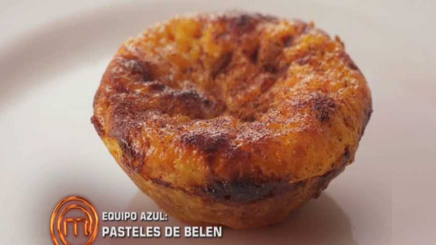 MasterChef - Pasteles de Belém