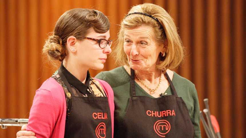 MasterChef - Celia y Churra eligen de quién despedirse