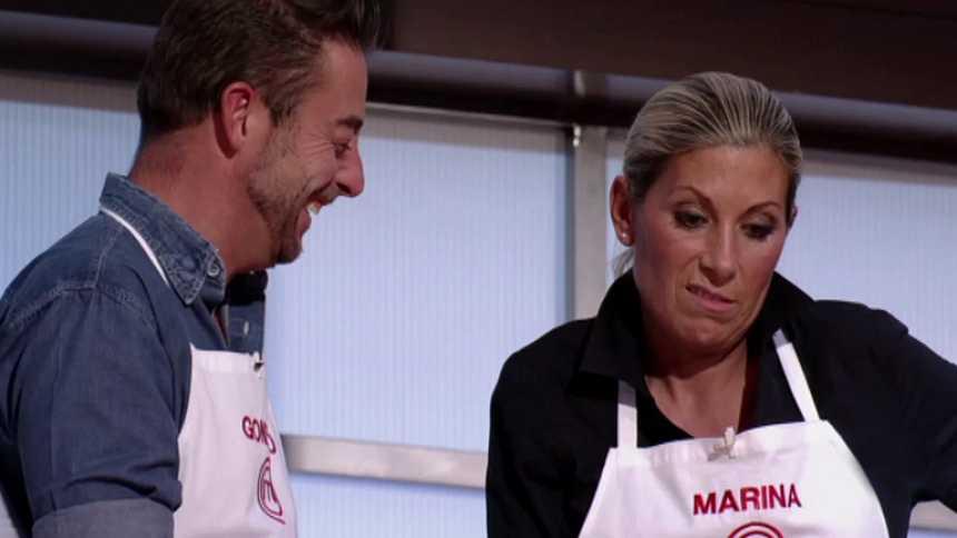 MasterChef - Marina y Gonzalo, los maléficos de la cocina