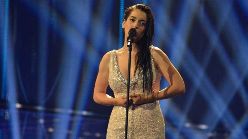 Eurovisión 2014 - Primer ensayo general de Ruth Lorenzo en Eurovisión