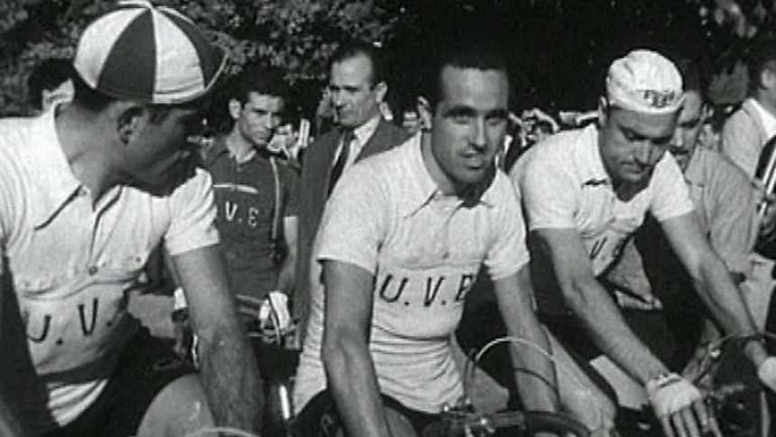 Conexión Vintage - Ciclismo: Homenaje a Miguel Poblet