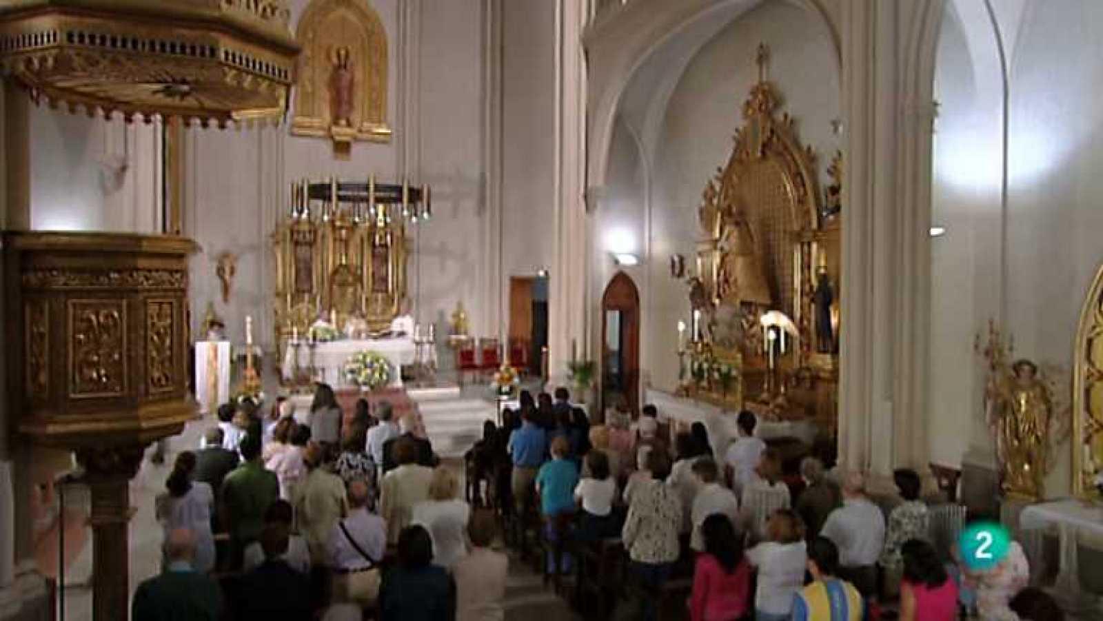 El Dia Del Senor Iglesia De San Jose De La Montana En Madrid