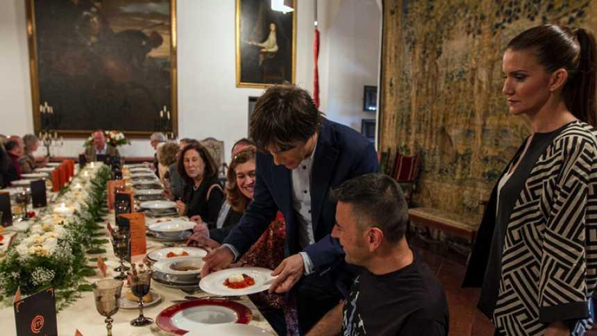 MasterChef rinde homenaje a El Greco con auténticas obras de arte en la cocina