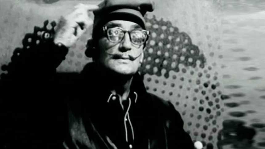 Arxiu TVE Catalunya - Dalí 1904 - 1989 - Viure per no morir