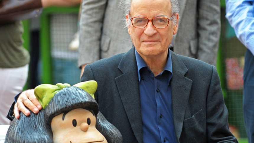 El dibujante argentino Quino, nuevo Premio Príncipe de Asturias de Comunicación y Humanidades