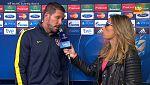 """Simeone: """"Que Costa y Turan estén en la final depende de ellos"""""""