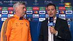 Ancelotti no desvela si jugará Khedira o Illarramendi