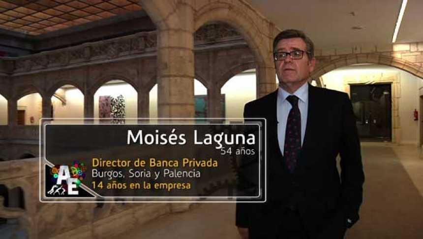 Moisés (54 años) Director de Banca Privada