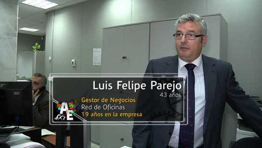 Luis Felipe (43 años) Gestor de Negocios
