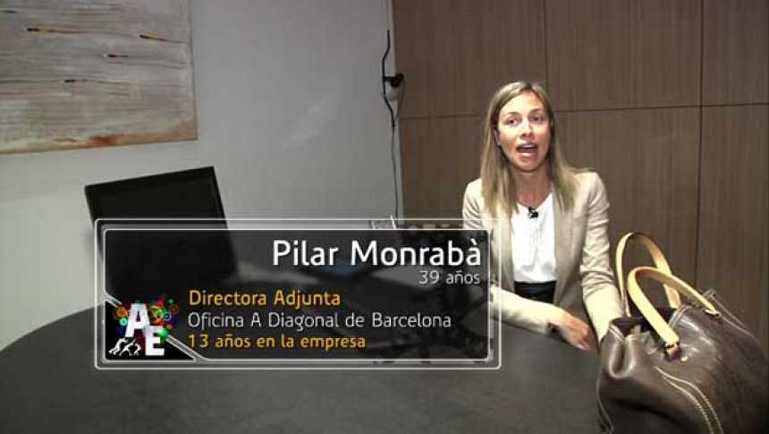 Pilar (39 años) Directora de Oficina