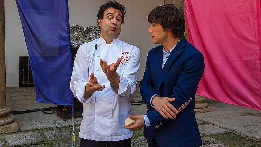 MasterChef -  ¿'MasterMaître', el próximo programa de Jordi y Pepe?