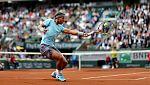 Nadal, Ferrer y García López, a tercera ronda, en la que hay cuatro españolas