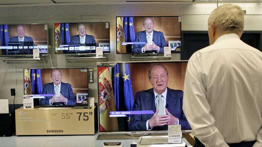 Los últimos años del reinado de Juan Carlos, marcados por momentos difíciles