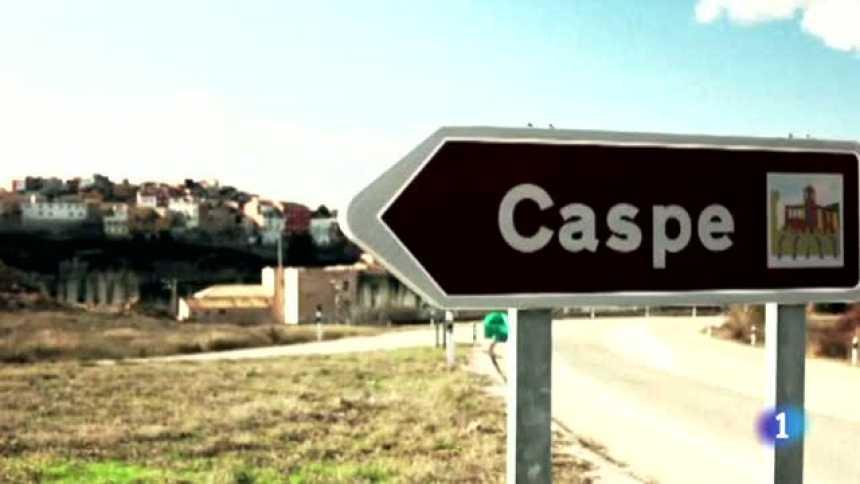 El Pueblo Más Divertido - Bienvenido a Caspe, Manolo Royo
