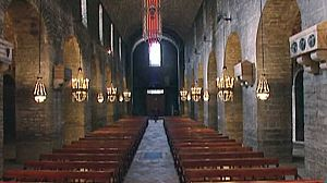 Cataluña II (Los grandes monasterios benedictinos)